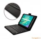 """Bao Da Kèm Bàn Phím Bluetooth Đa Năng 9""""-10.1"""" (có Touch Pad)"""