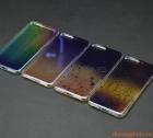 """Ốp lưng silicone iPhone 7 Plus (5.5""""), mặt lưng in 3D, chủ đề hạt nước"""