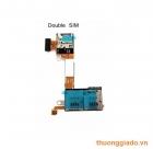 Thay cáp ổ sim+thẻ nhớ cho Sony Xperia M2 2sim D2303 S50h