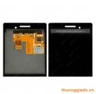 Thay màn hình và cảm ứng BlackBerry Porsche Design P'9983 Graphite Edition _ full bộ