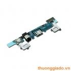 Thay thế bo cáp chân sạc cho Samsung Galaxy A8 (Gồm micro_2 phím) Original Flex Cable