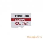 Thẻ nhớ TOSHIBA microSDHC UHS-I CARD 32GB Chính Hãng