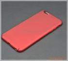 Ốp lưng nhựa cứng iPhone  6 Plus/ iPhone  6s Plus màu đỏ, Touch Series