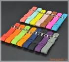 Dây đồng hồ Fitbit Charge 2 (chất liệu cao su, nhiều màu sắc)