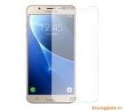 Miếng dán kính cường lực Samsung Galaxy  J7 (2016) Tempered Glass