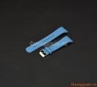 Dây đeo tay thay thế cho đồng hồ Samsung Gear Fit 2 R360 màu xanh