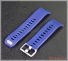 Dây đồng hồ thông minh Fitbit Ionic (cao su, màu xanh cô ban)