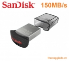 USB SanDisk Ultra Fit USB 3.0-SDCZ43-128G-G46(Up to 15X Faster)