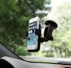 Kẹp giữ đa năng cho điện thoại trên xe hơi sử dụng bằng một tay (cổ ngắn)