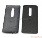 Nắp lưng (nắp đậy pin) Motorola Moto X Play màu đen