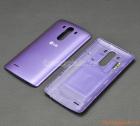 Nắp lưng (nắp đậy pin) LG G3 D855 màu tím (hàng zin tháo máy)