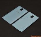 Nắp lưng, nắp đậy pin Samsung Galaxy Note 3 (SM-N900) Màu Xanh Nhạt Chính Hãng
