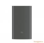 Pin sạc dự phòng Xiaomi Mi Power Bank Pro 10000mAh (Hỗ trợ sạc nhanh) Chính Hãng