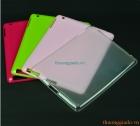 Ốp lưng silicone cho APPLE iPad 2, iPad 3, iPad 4 (Soft Protective Case)