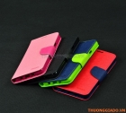 Bao Da Cầm Tay Cho Samsung Galaxy  A7, Samsung A710 (Samsung A7 bản 2016), Hiệu Mercury