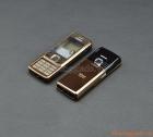 Thay thế bộ vỏ Nokia 6300 màu cafe đen