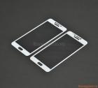 Miếng dán kính full màn hình Samsung Galaxy C7 Màu trắng sữa Tempered Glass