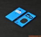 Nắp lưng,nắp đậy pin, vỏ lưng Nokia Lumia 730 Chính Hãng Màu Xanh Da Trời