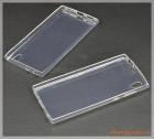 Ốp lưng silicone Sony Xperia L1, siêu mỏng _ ultra thin soft case