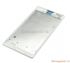 Thay thế vành viền bracket Sony Xperia T3 M50w màu trắng