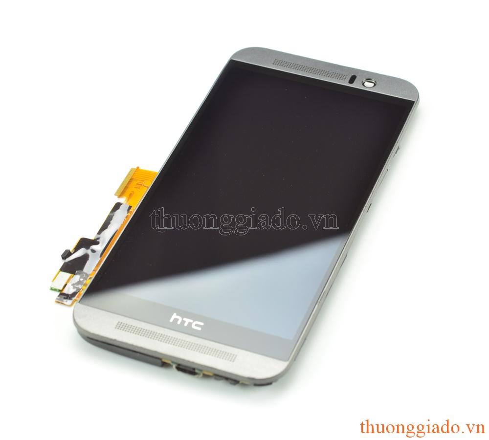 Thay màn hình nguyên khối (nguyên bộ) HTC One M9, gồm cả vành viền bracket màu xám