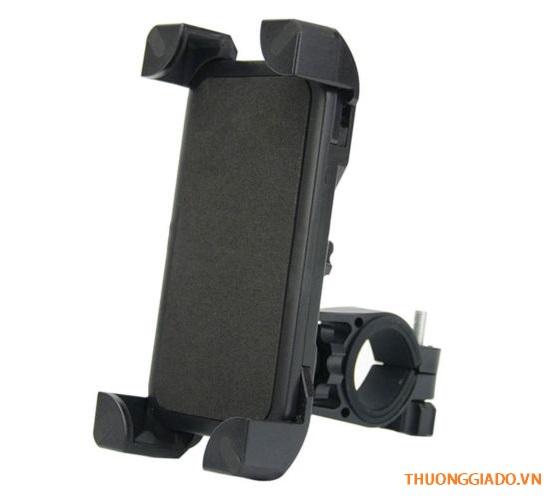 Kẹp giữ điện thoại trên ghi đông xe đạp & xe máy (Model:CH-01)