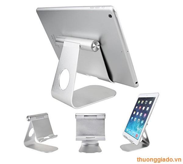 Kệ giữ trên bàn cho iPad Air, Air 2, iPad Pro 9.7, iPad Pro 12.9 (phong cách iMac)