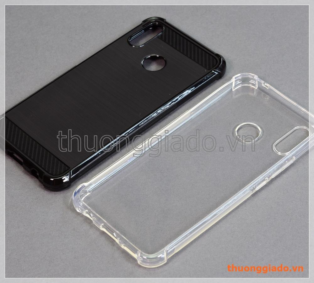 Ốp lưng silicone Huawei Nova 3i, ốp dẻo chống sốc 4 góc