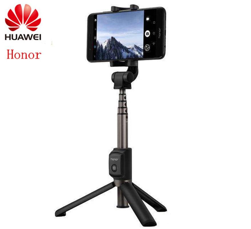 Gậy chụp ảnh tự sướng 3 chân+Bluetooth Remote (hàng Huawei)
