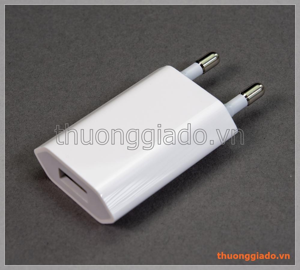 Củ sạc Apple A1487 (5V-1A) chính hãng, Apple AC/DC Adapter