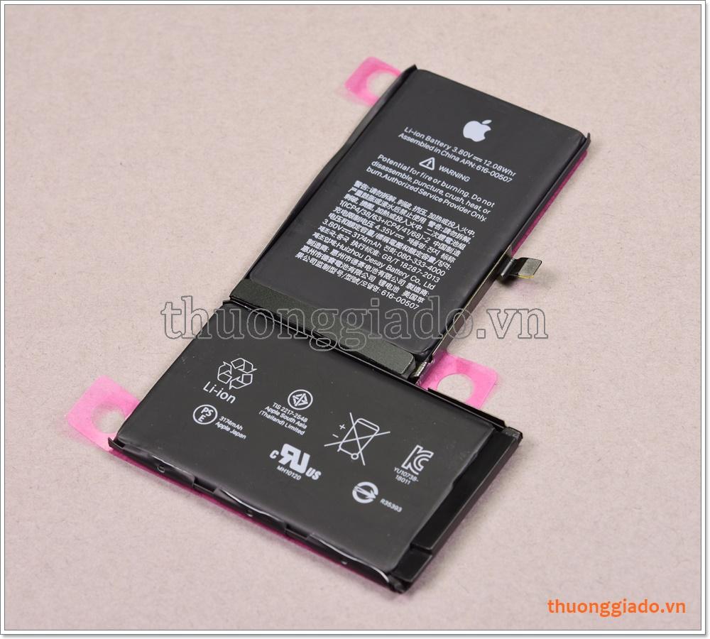 "Thay pin iPhone Xs (5.8""), APN 616-00507, dung lượng 3174mAh"