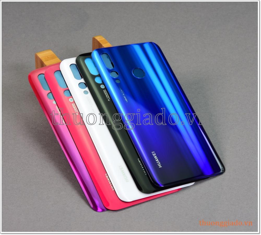 Thay kính lưng Huawei Nova 4 (6.4 inch), thay nắp lưng kính, thay mặt lưng kính lấy ngay