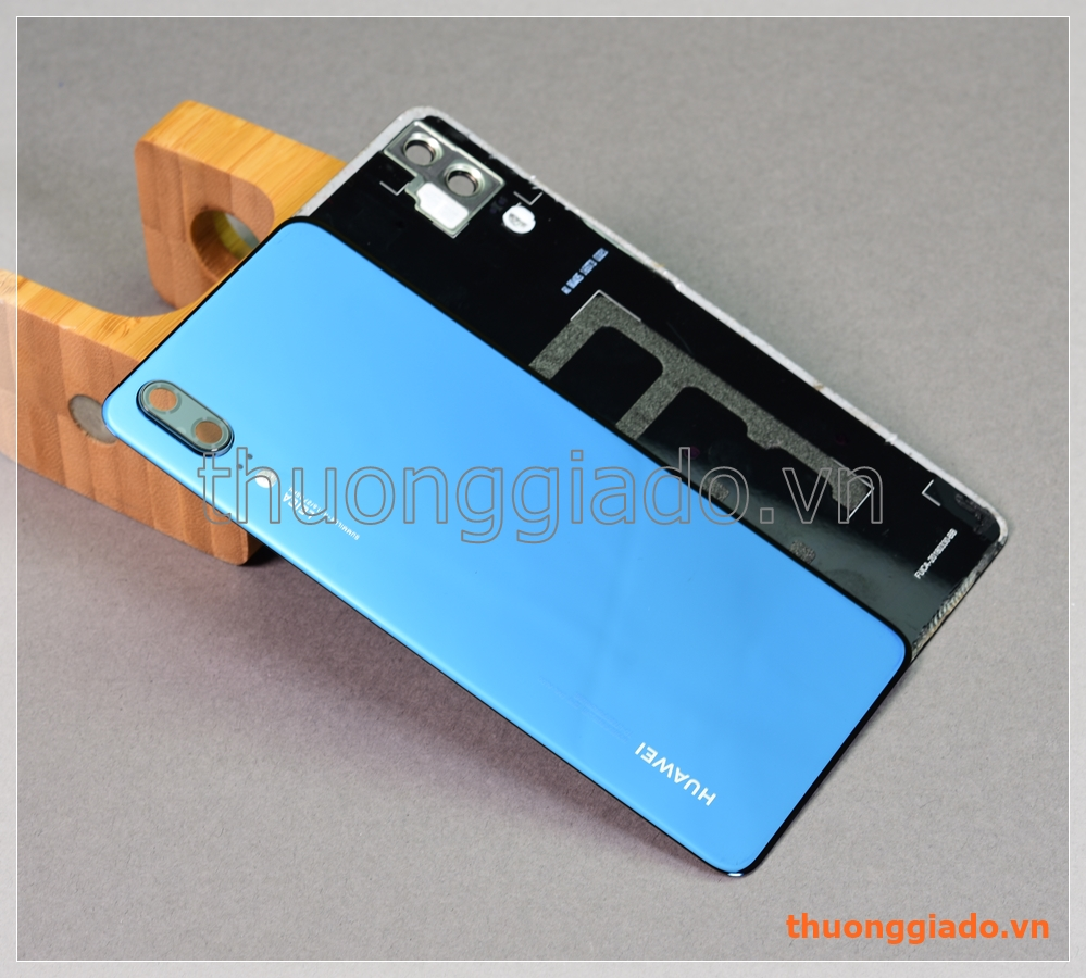 """Thay kính lưng Huawei P20 (5.8""""), nắp lưng kính, hàng tháo máy (kèm kính camera sau)"""