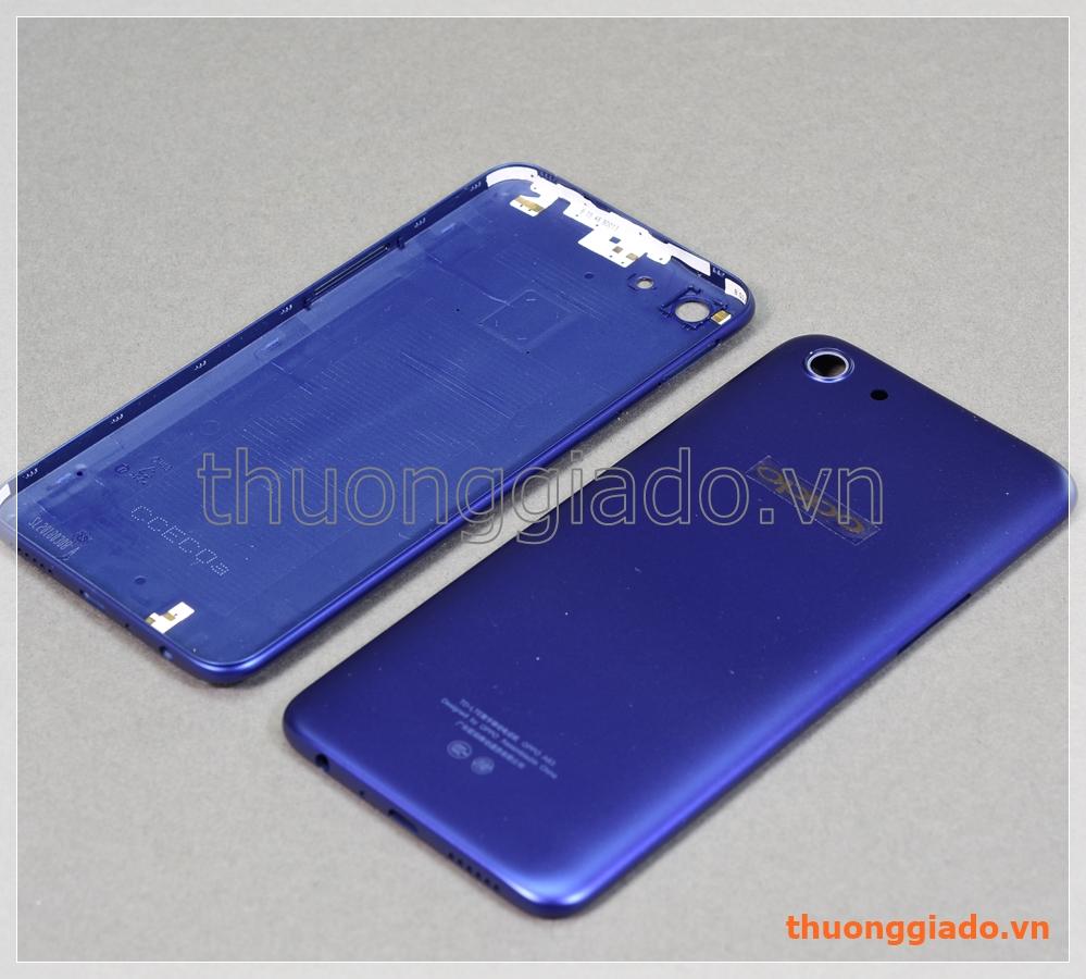 Nắp lưng (nắp đây pin) Oppo A83 màu xanh