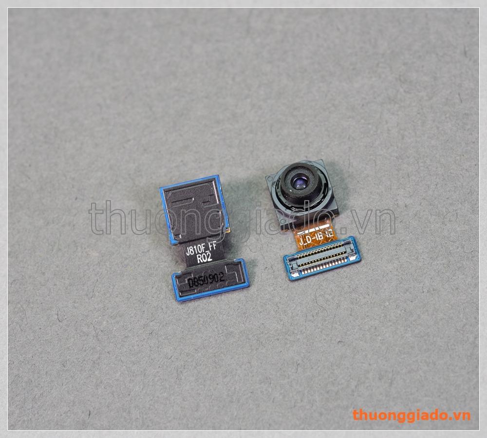Thay camera trước Samsung Galaxy J8 (2018)/ J810 chính hãng (12MP)