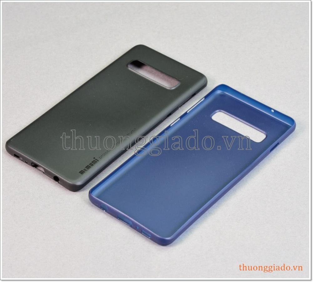 Ốp lưng nhựa siêu mỏng Samsung Galaxy S10/ G973 (hiệu Memumi)