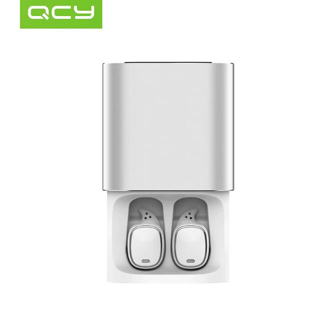 Tai nghe bluetooth QCY T1 Pro chính hãng, Bluetooth V5.0, phím cảm ứng, nghe gọi 5 giờ