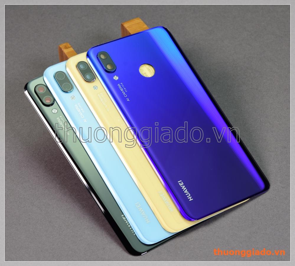 """Thay kính lưng Huawei Nova 3 (6.3""""), hàng zin tháo máy, kèm kính camera sau"""