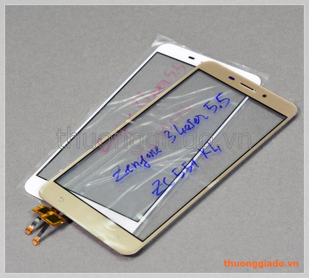 """Thay mặt kính cảm ứng Asus Zenfone 3 Laser (5.5"""") ZC551KL, ép kính lấy ngay"""