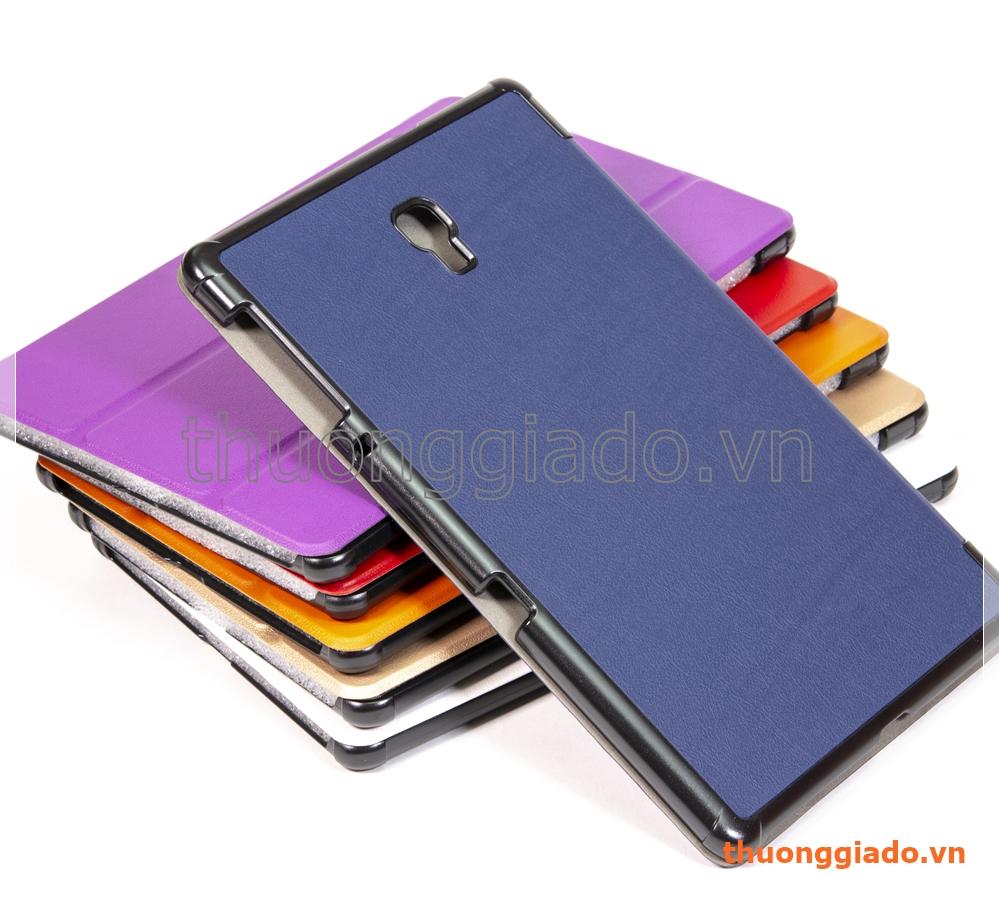 Bao da Samsung Galaxy Tab A 10.5 (2018)/ T595/ T590 book cover, loại 1 màu