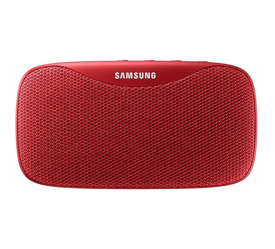 Loa không dây bluetooth Samsung Level Box Slim chính hãng màu đỏ
