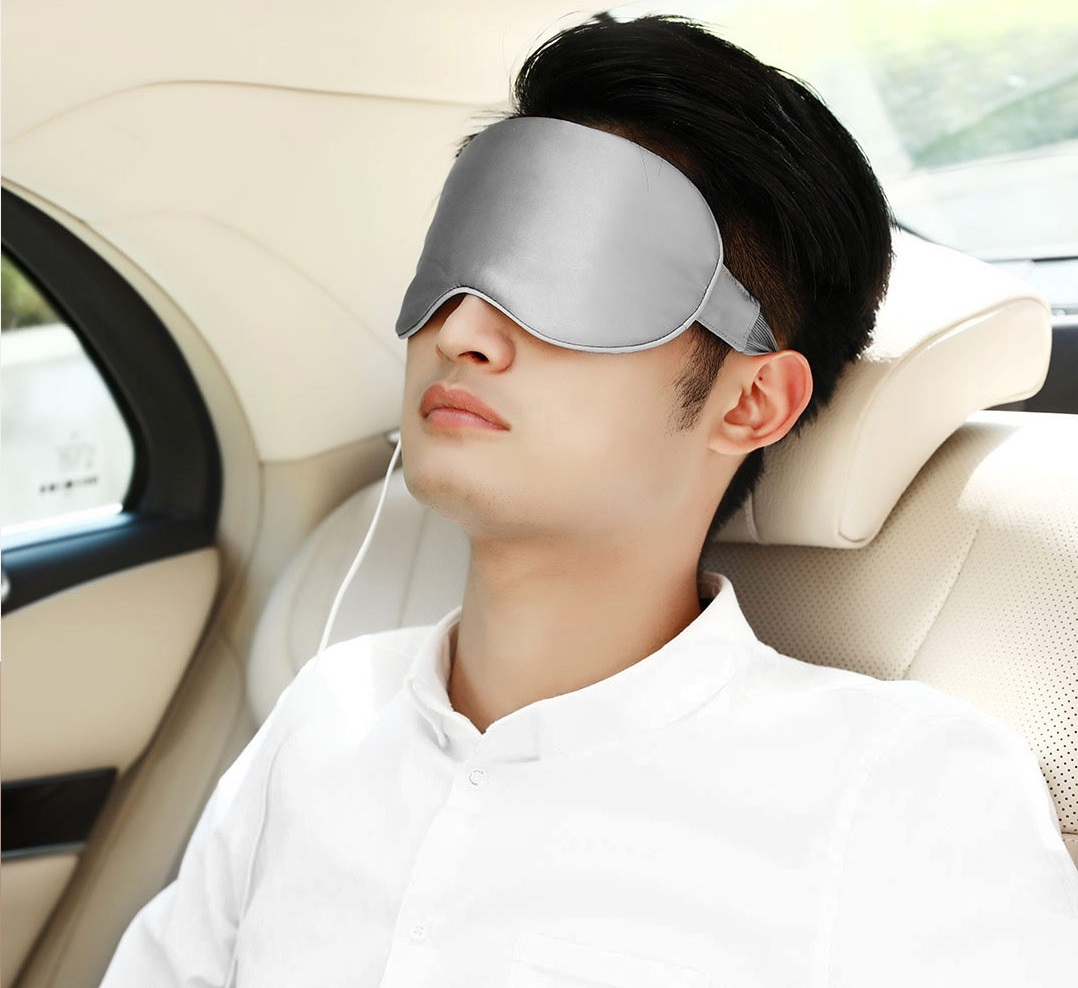 Bịt mắt massage nhiệt Xiaomi PMA - E10