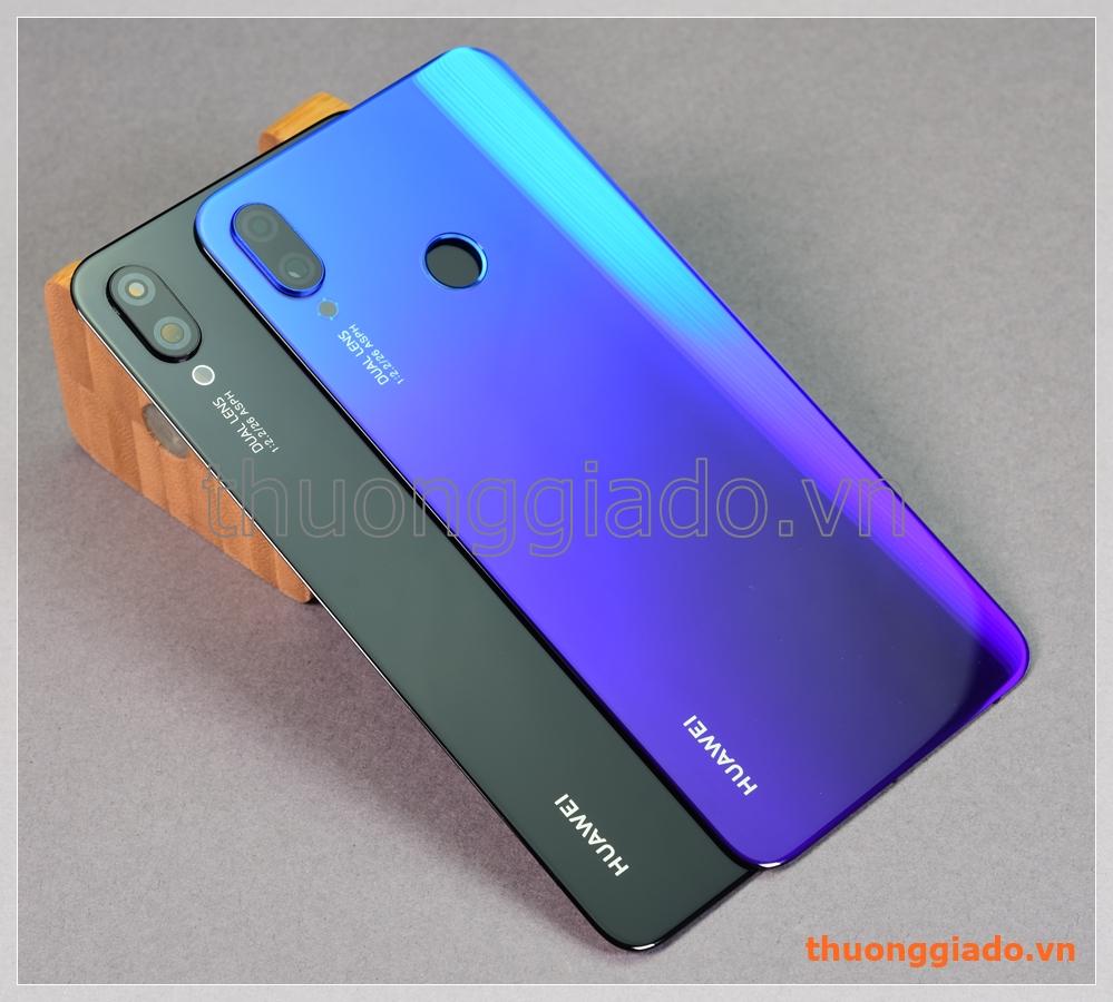 Thay kính lưng Huawei Nova 3i, hàng zin tháo máy, kèm kính camera sau