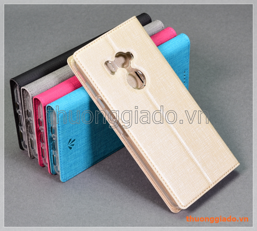 Bao da HTC U11 Eyes flip leather case, hiệu Vili
