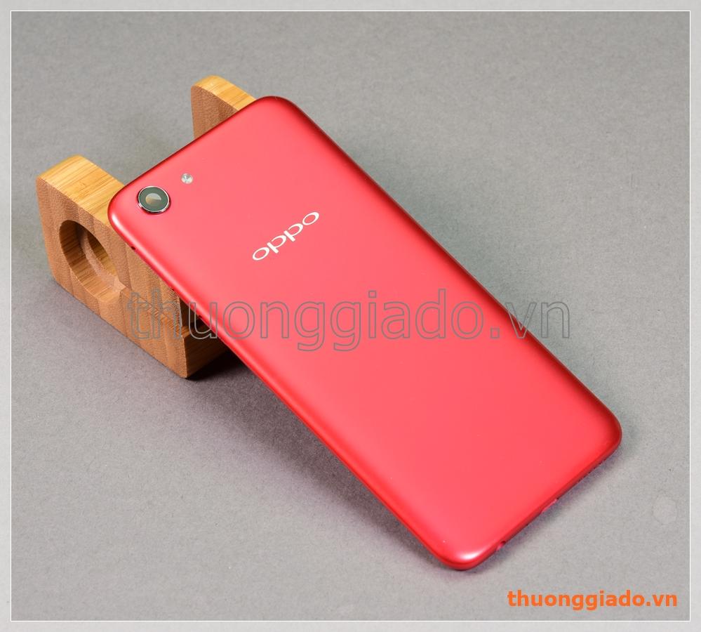 Nắp lưng (nắp đậy pin) Oppo A83 (2018) màu đỏ, hàng zin tháo máy