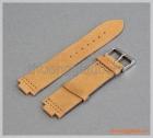 Dây đồng hồ thông minh size 12mm (da bò mộc)