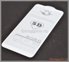 Miếng dán cường lực OPPO F5, full màn hình, loại 5D, Tempered glass screen protector