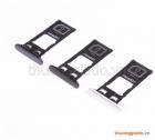 """Khay sim+thẻ nhớ Sony Xperia XZ (5.2""""), bản 2 sim"""