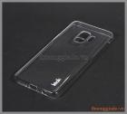Ốp lưng nhựa trong suốt iMak cho Samsung S9/ G960 air protective case