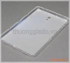 """Ốp lưng silicone Samsung Galaxy Tab A 10.5""""/ T595/ T590, viền trong lưng mờ đục"""